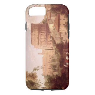 A View of the Colosseum with a Traveller, 1731 (oi iPhone 8/7 Case