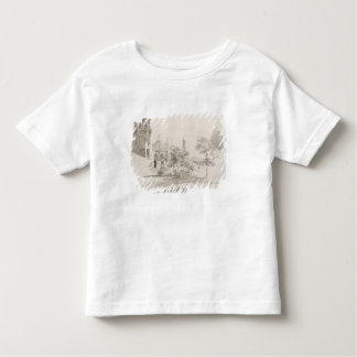 A View of the Cuttera Built by Jaffier Cawn at Mur Toddler T-Shirt