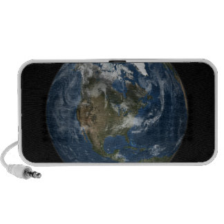 A view of the Earth Portable Speakers