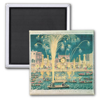 A View of the Fireworks and Illuminations Magnet