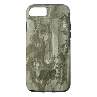 A View of the Gardens of the Imperial Palace, Peki iPhone 8/7 Case
