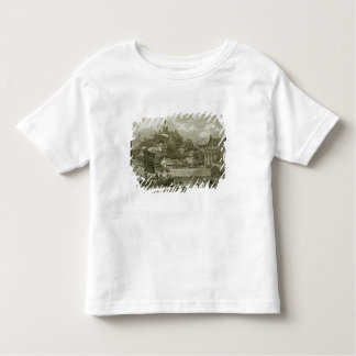 A View of the Gardens of the Imperial Palace, Peki Toddler T-Shirt