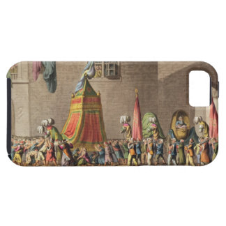 A View of the Grand Procession of the Sacred Camel iPhone 5 Covers