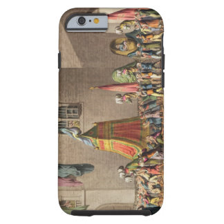 A View of the Grand Procession of the Sacred Camel Tough iPhone 6 Case