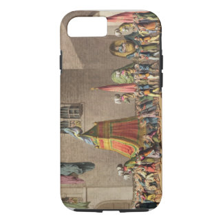 A View of the Grand Procession of the Sacred Camel iPhone 7 Case