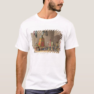 A View of the Grand Procession of the Sacred Camel T-Shirt