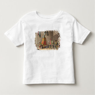 A View of the Grand Procession of the Sacred Camel Toddler T-Shirt