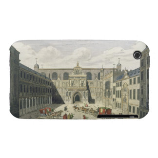 A View of the Guild Hall of the City of London, fr iPhone 3 Case