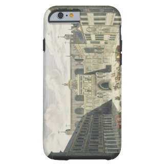 A View of the Guild Hall of the City of London, fr Tough iPhone 6 Case