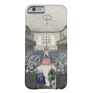 A View of the House of Commons, engraved by B. Col Barely There iPhone 6 Case
