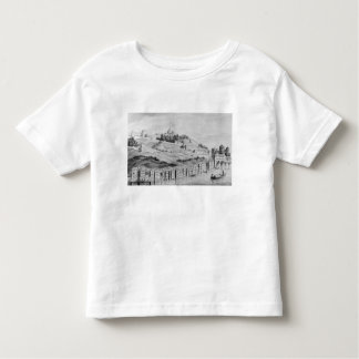 A view of the port of the city of Lyons Toddler T-Shirt