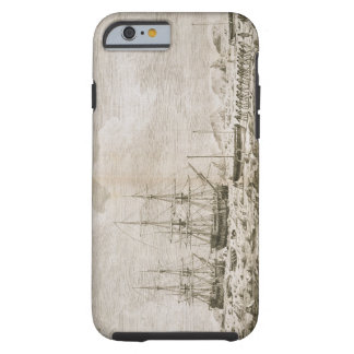A View of the 'Racehorse' and 'Carcass', August 7t Tough iPhone 6 Case