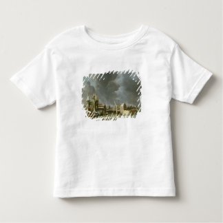 A View of the Regulierspoort Toddler T-Shirt