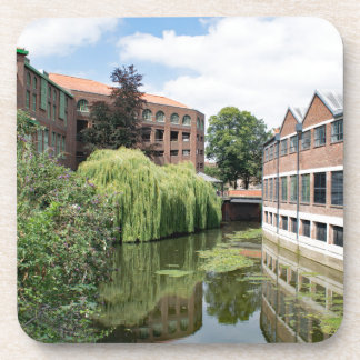 A view of the River Foss in York Coaster