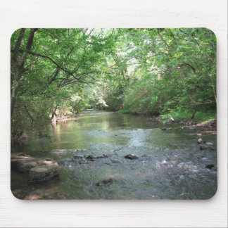 A View of the River Mouse Mat