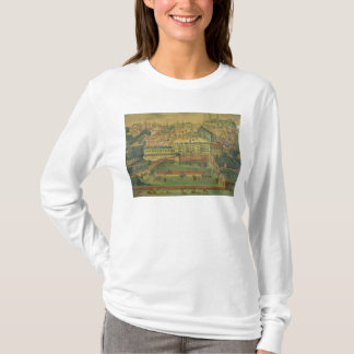 A View of the Royal Palace, Brussels T-Shirt