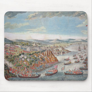 A View of the Taking of Quebec Mouse Mat