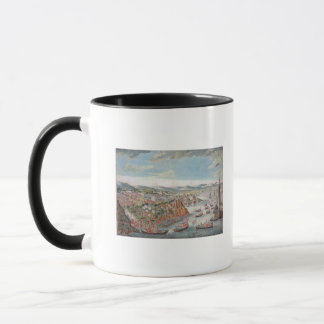 A View of the Taking of Quebec Mug