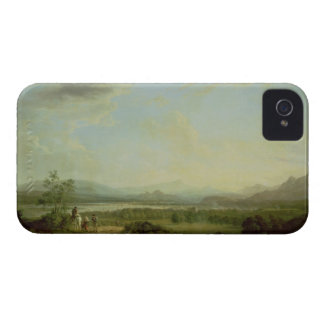 A View of the Town of Stirling on the River Forth Case-Mate iPhone 4 Case