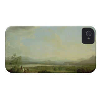 A View of the Town of Stirling on the River Forth Case-Mate iPhone 4 Cases
