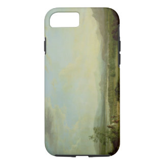 A View of the Town of Stirling on the River Forth iPhone 7 Case