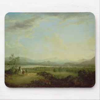 A View of the Town of Stirling on the River Forth Mousepads