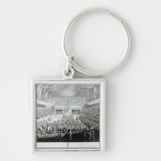 A View of The Trial of Warren Hastings Keychains