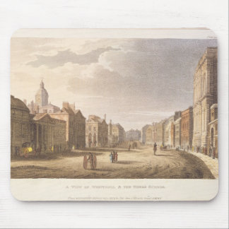 A View of Whitehall and The Horse Guards Mouse Pad
