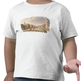 A View of Whitehall and The Horse Guards Tee Shirts
