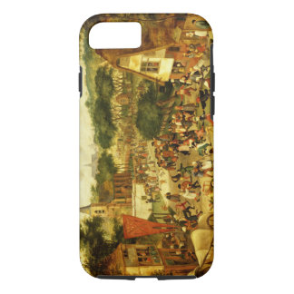 A Village Fair iPhone 8/7 Case