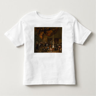 A Village Wedding Feast with Revellers Toddler T-Shirt