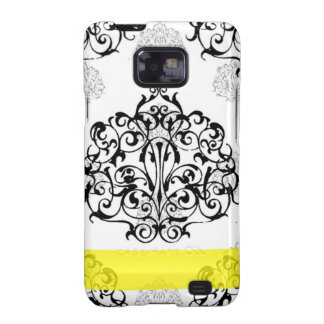 A vintage damask case galaxy s2 covers