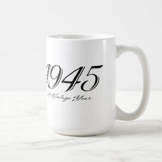 A Vintage year 1945 mug