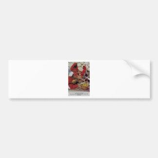 a virtuous woman bumper sticker