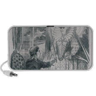 A Vision, 1868 Laptop Speaker