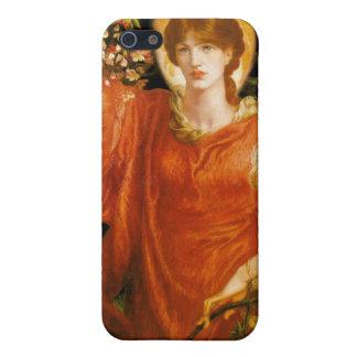 A Vision of Fiammetta - Dante Gabriel Rossetti iPhone 5 Covers