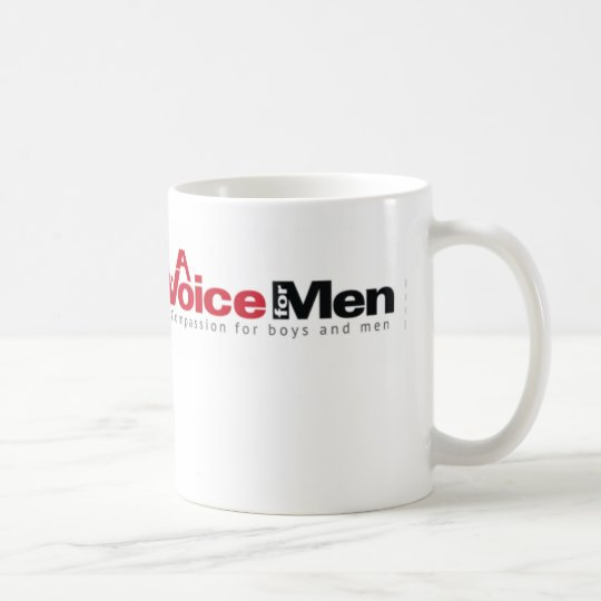A Voice For Men coffee mug