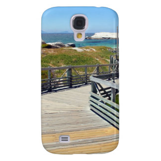 A walk down to Boulders Beach, South Africa Galaxy S4 Case