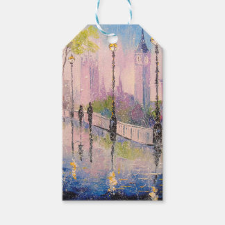 A walk in London Gift Tags