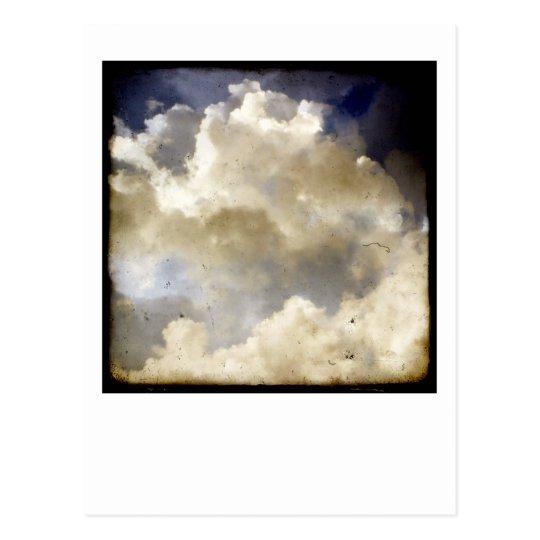 A Walk in the Clouds ... Postcard