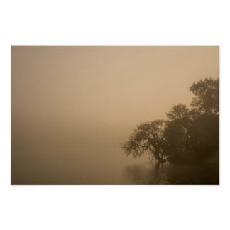 A Walk in the Fog Poster