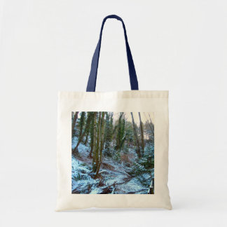 A walk in the forest tote bag