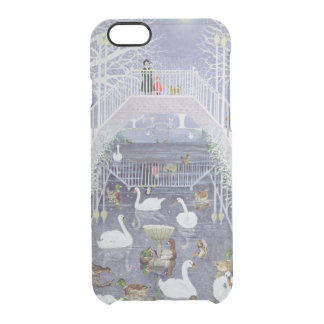 A Walk in the Park Clear iPhone 6/6S Case