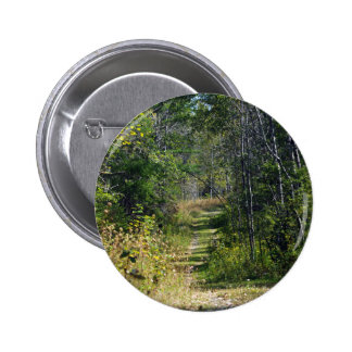 A Walk In The Woods 6 Cm Round Badge