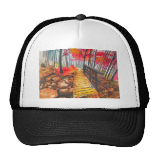 A Walk in the Woods Cap