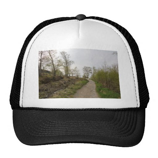 A walk in the woods mesh hats