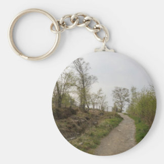 A walk in the woods keychains