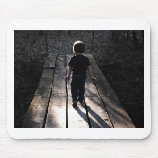 A walk in the woods mouse pads