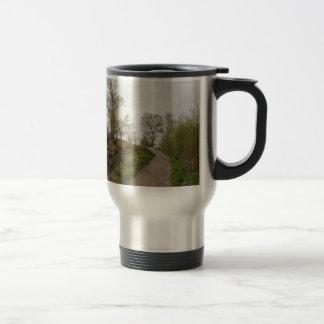 A walk in the woods mug