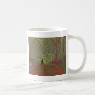 A WALK IN THE WOODS COFFEE MUGS
